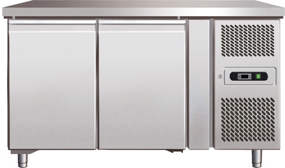 2-door refrigerated table  -2°c+8°c including VAT and delivery i